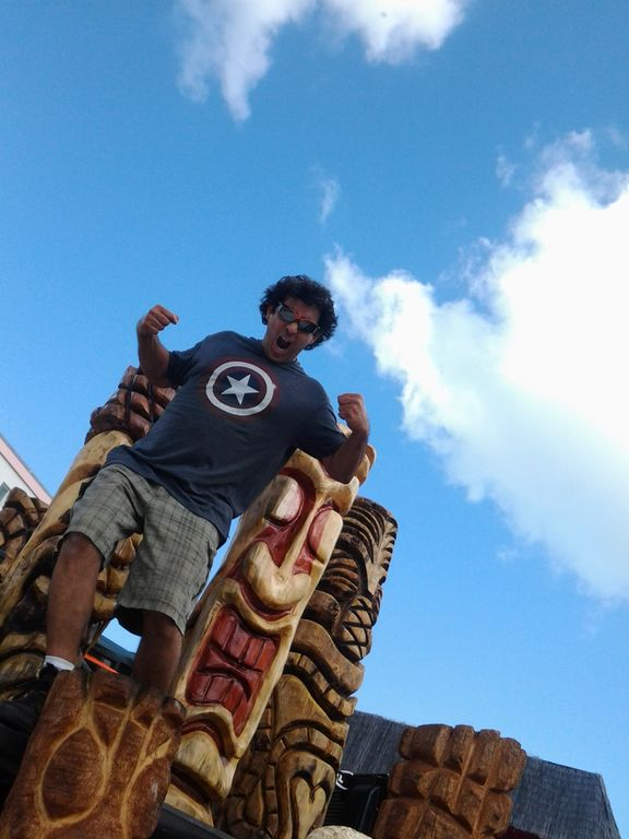 king of the tikis